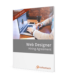 Web Designer Agreement