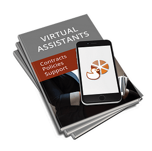 Virtual Assitant Contract covers