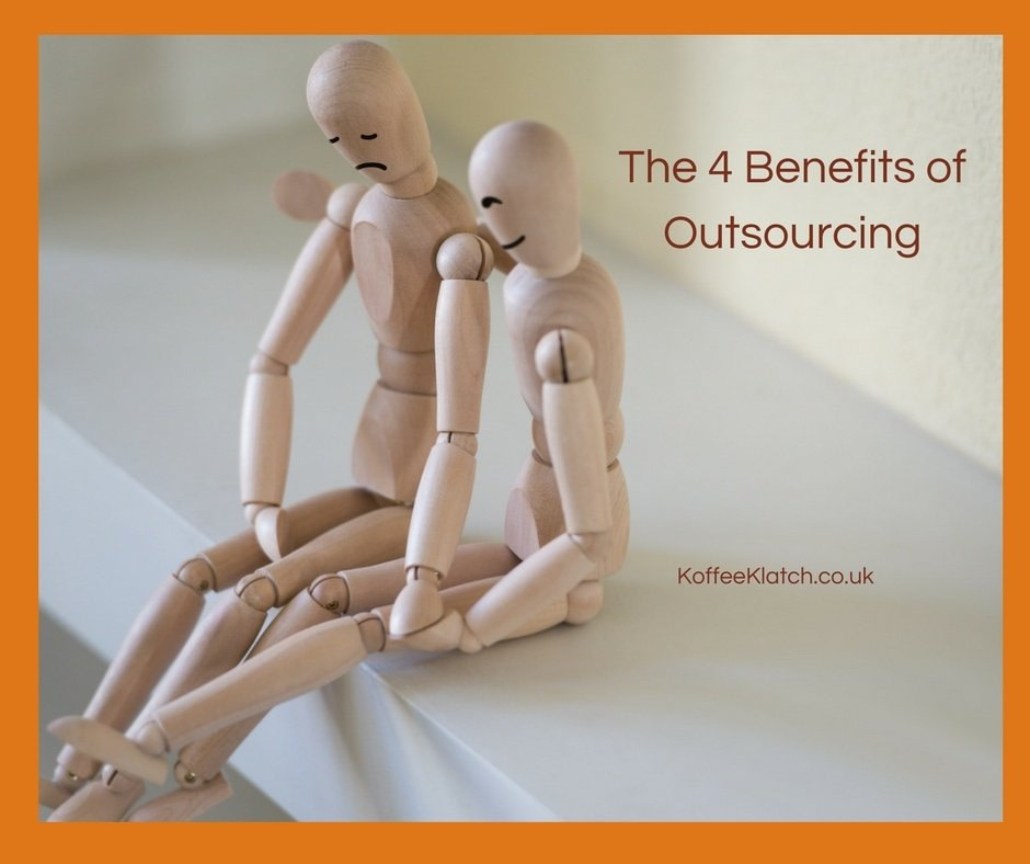 The 4 Benefits of Outsourcing
