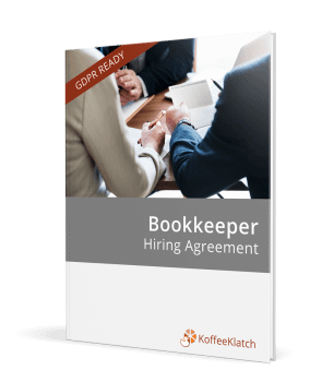 Bookkeeper agreement