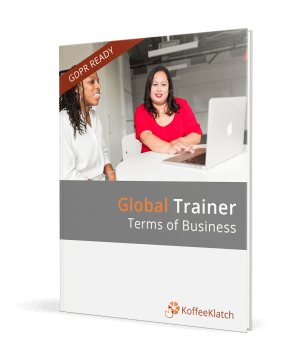 Global Trainer Terms