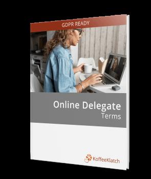 Online Delegate Tems